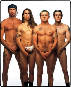 Биография Red Hot Chili Peppers