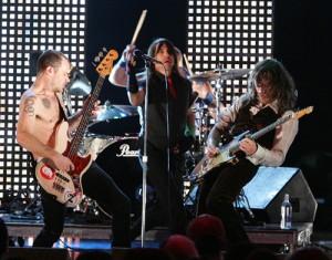 Red Hot Chili Peppers сыграли на новогодней вечеринке Абрамовича