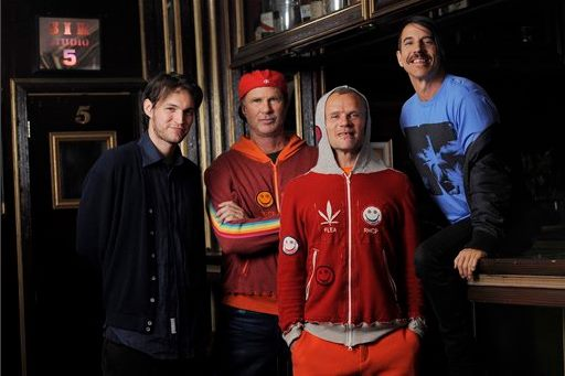 Фотосессия от 16 марта 2012 года в Голливуде