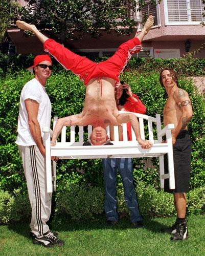 Карьера Red Hot Chili Peppers в фото - Часть 2