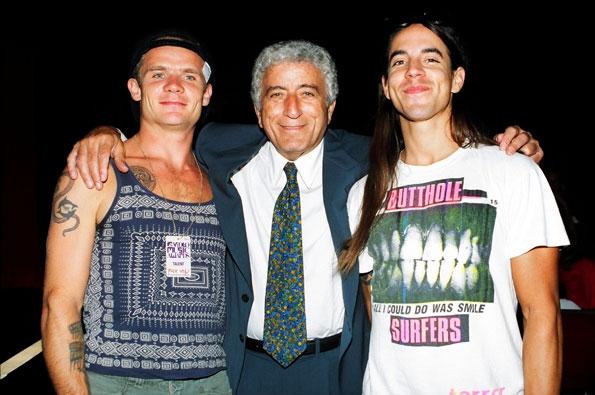 Карьера Red Hot Chili Peppers в фото - Часть 3
