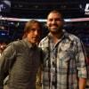 Энтони Кидис встретился с чемпионом UFC Кейном Веласкесом