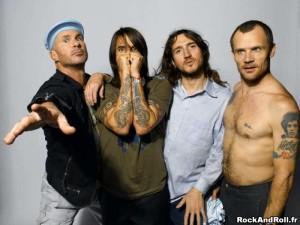 Группа Red Hot Chili Peppers выступит в Киеве